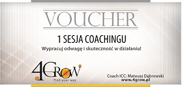 Coaching - voucher